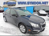 Options:  2015 Chevrolet Cruze Ls Auto|Ls Auto 4Dr