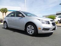 Check out this 2015 Chevrolet Cruze LS. Its Automatic