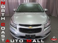2015 Chevrolet Cruze 1LT 1.4 liter l4 turbo engine