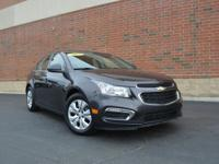 Recent Arrival! Chevrolet Cruze 1LT Gray 1LT 16 Painted