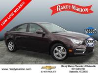 Randy Marion Certified!Saves You Money! Low low miles