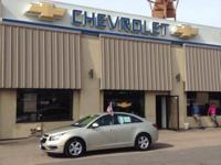 Chevrolet Certified, ONLY 24,519 Miles! EPA 38 MPG