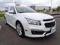 Great MPG: 38 MPG Hwy! Here it is!!! This notable Sedan