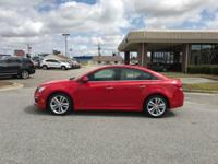 CARFAX 1-Owner. EPA 38 MPG Hwy/26 MPG City! LTZ trim,