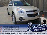 The five-seat 2015 Chevrolet Equinox Awd comes with a