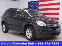 Here's a 2015 Chevrolet Equinox LT AWD with a 3.6L V6
