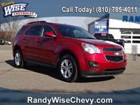 2015 Equinox LT 1LT Clean CARFAX One Owner - AWD,