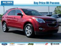 Equinox LT 2LT, Chevrolet Certified Pre-Owned