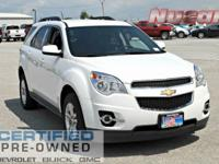 New Price! This 2015 Chevrolet Equinox LT in Summit