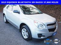 ***Equinox LS, BLUETOOTH, XM RADIO, FACTORY WARRANTY