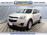 Champagne Silver Metallic 2015 Chevrolet Equinox LS