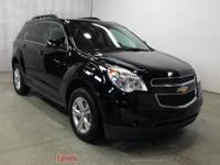 New Price! 2015 Chevrolet Equinox LT 1LT Black CARFAX