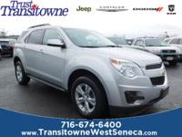 Recent Arrival! This 2015 Chevrolet Equinox LT in