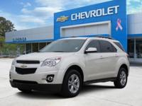 **GM CERTIFIED, **2015 CHEVROLET EQUINOX, **2LT,
