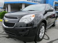 Black Granite Metallic 2015 Chevrolet Equinox LT 1LT