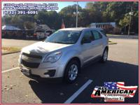 This 2015 Chevrolet Equinox LS AWD with ONLY 16,893