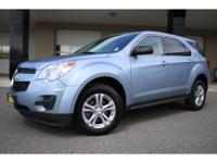 Options:  2015 Chevrolet Equinox Ls Certified Pre-Owned