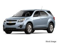This 2015 Chevrolet Equinox LS is a real winner with