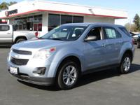 Options:  2015 Chevrolet Equinox Ls Fwd|This Vehicle