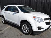 This 2015 Chevrolet Equinox 4dr FWD 4dr LS features a