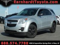 We are happy to offer you this 2015 Chevrolet Equinox