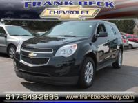 Options:  2015 Chevrolet Equinox Ls|Ls 4Dr Suv|**Fwd -