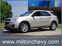 ONE OWNER and CLEAN CARFAX HISTORY. Call ASAP!