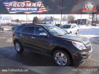 Here it is! Get ready to ENJOY! 2015 Chevrolet Equinox