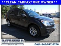 *CLEAN CARFAX*Tungsten Metallic 2015 Chevrolet Equinox