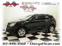 New Price! 2015 Chevrolet Equinox LT in Black, This