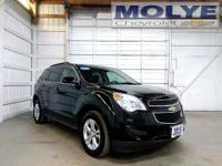 2015 Equinox with 4 BRAND NEW Tires, Sunroof, Power