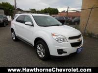 CERTIFIEDCarfax One Owner 2015 Chevrolet Equinox LT AWD