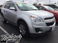 New Price! Recent Arrival! 2015 Chevrolet Equinox in