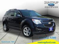 This 2015 Chevrolet Equinox LT AWD is a real winner