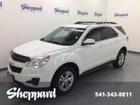 CARFAX 1-Owner. EPA 29 MPG Hwy/20 MPG City! Sunroof,