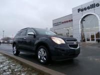 The 2015 Chevrolet Equinox competes against other