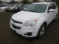 This one owner, 2015 Chevy Equinox has power