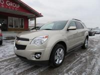 Options:  2015 Chevrolet Equinox Pioneer Audio! Heated