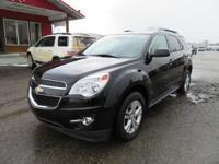 Options:  2015 Chevrolet Equinox Heated Leather Seats!
