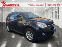 Options:  2015 Chevrolet Equinox Lt|Black/Jet Black|V4