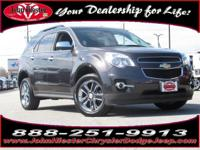 Options:  2015 Chevrolet Equinox Lt|Gray|Balance Of