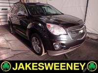 Meet our GM Certified 2015 Chevrolet Equinox. This