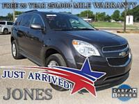 FREE 20 YEAR / 250,000 MILE WARRANTY, 1 OWNER,