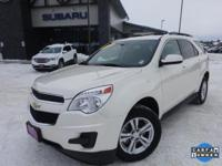 Options:  2015 Chevrolet Equinox Lt|White|Priced Below