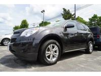Clean CARFAX. Tungsten Metallic 2015 Chevrolet Equinox