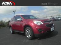 Used Chevrolet Equinox, options include: an Onboard