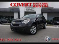 Drive home today in this 2015 Chevrolet Equinox LT