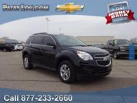 2015 EQUINOX LT!!! CLEAN CARFAX ONE OWNER**REAR BACK-UP