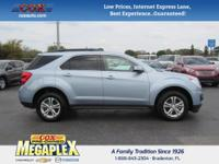This 2015 Chevrolet Equinox LT in is well equipped