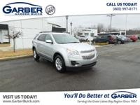 Introducing the 2015 Chevrolet Equinox LT w/1LT!